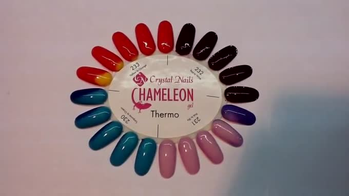 Crystal Nails Thermo Series