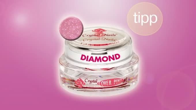 Cover Pink Diamond fedő zselé