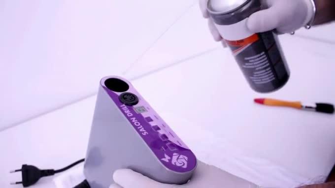 Salon Drill csiszológép karbantartása