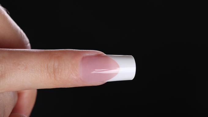 Kocka köröm építése az új, Easy Powder porcelánporokkal - Hivatalos CN technika