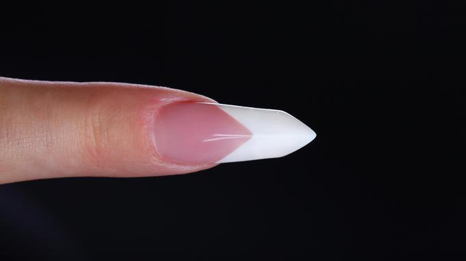 Edge köröm építése Easy powder porcelánporokkal - Hivatalos CN technika