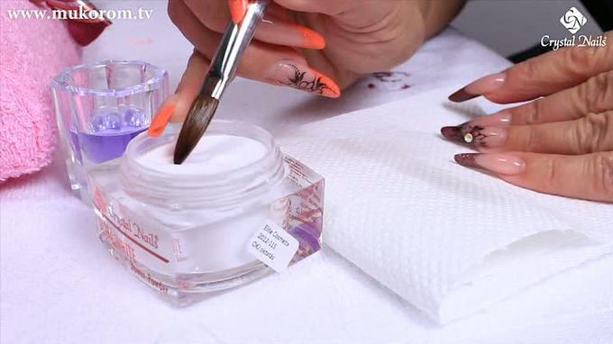 Porcelán köröm építés - OKJ alaptechnika