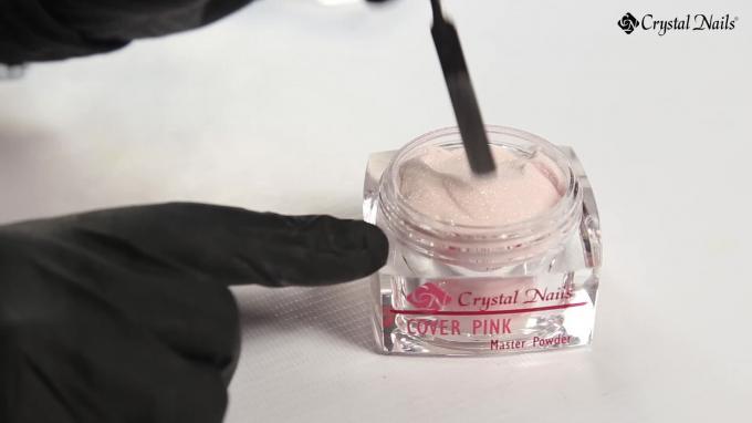 Cover Pink Crystal építő porcelán