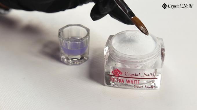 Neon White porcelánpor