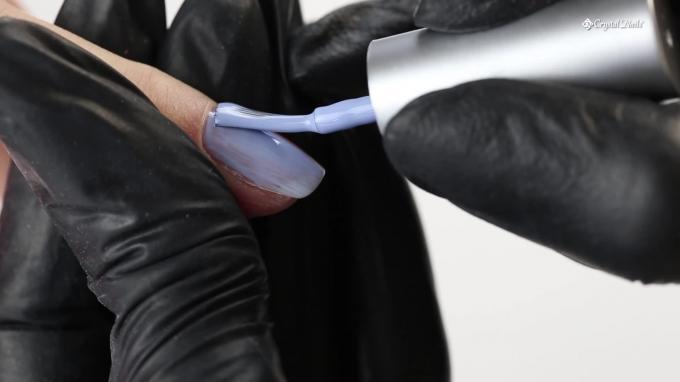 Az új Lace gel! Lenyűgöző csipke minta, nem csak menyasszonyi körmökhöz!