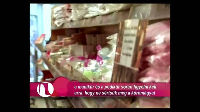 TV2 - TalpigNő - A körmös szakma adta lehetőségek