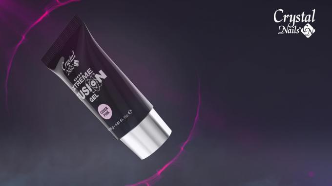 Forradalmi Xtreme Fusion Gel AkrilZselé - időtlen formázhatóság