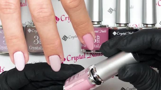 Crystal Nails 2019. Ősz/Tél - Új 3 STEP Crystalac árnyalatok