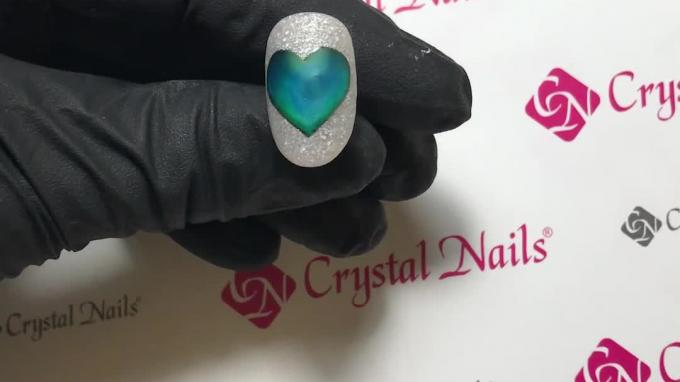 ÚJDONSÁG - Aurora Crystal Liquid - díszítés Méhész Alexától
