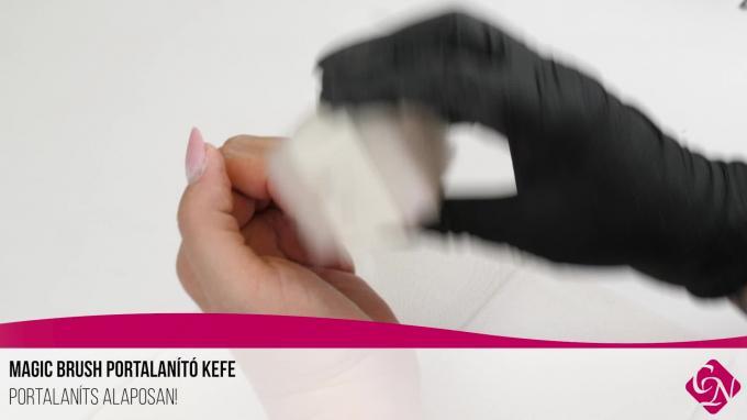 Koncsik-Király Mária Zselés köröm töltése Xtreme Superior Gel-lel
