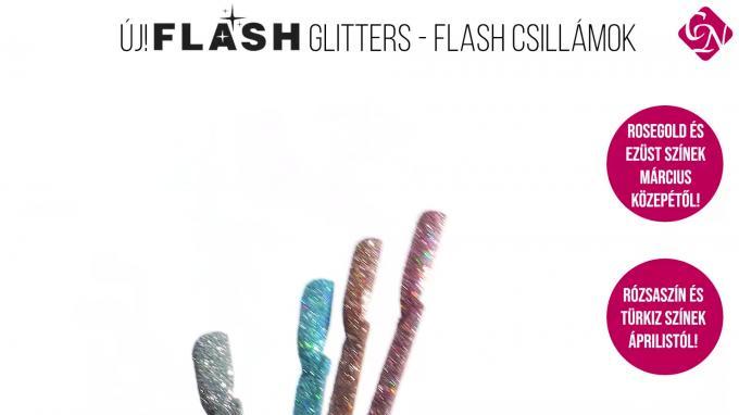 ÚJDONSÁG - Flash Glitters