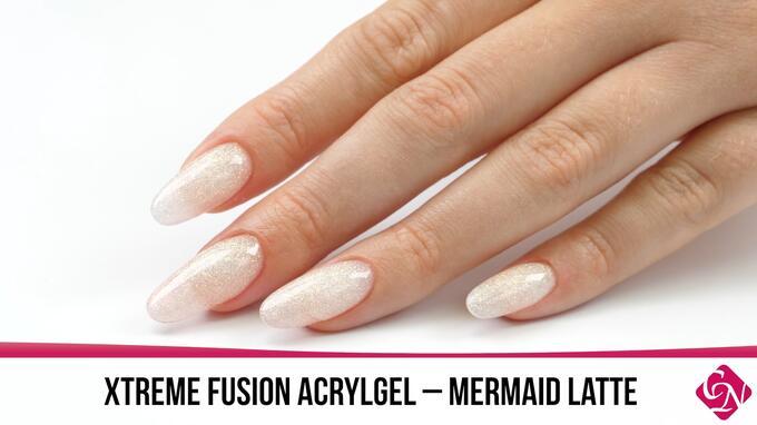 Xtreme Fusion AcrylGel - Mermaid Latte